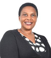 Lydia Bakashaba