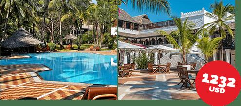 Mombasa Serena resort